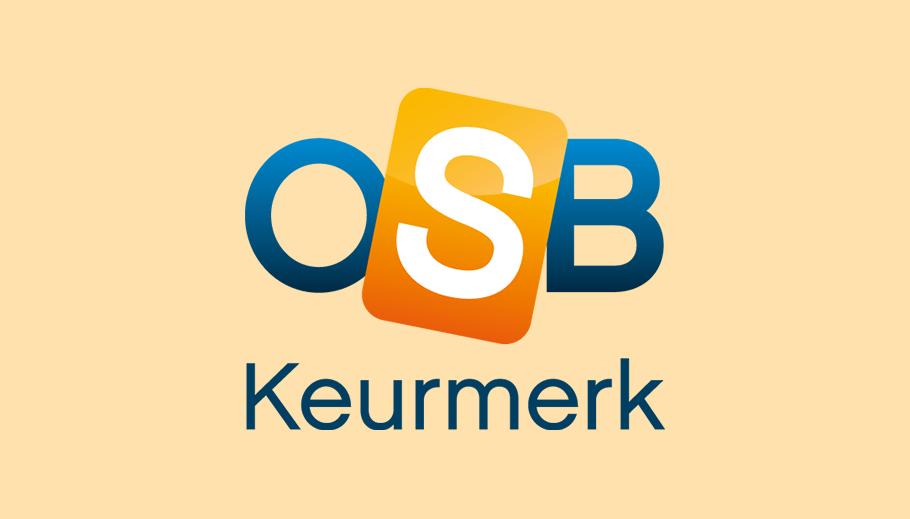 logo van het osb keurmerk