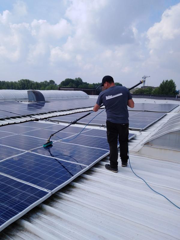 vacature schoonmaker bouwopleveringen zonnepanelen schoonmaken