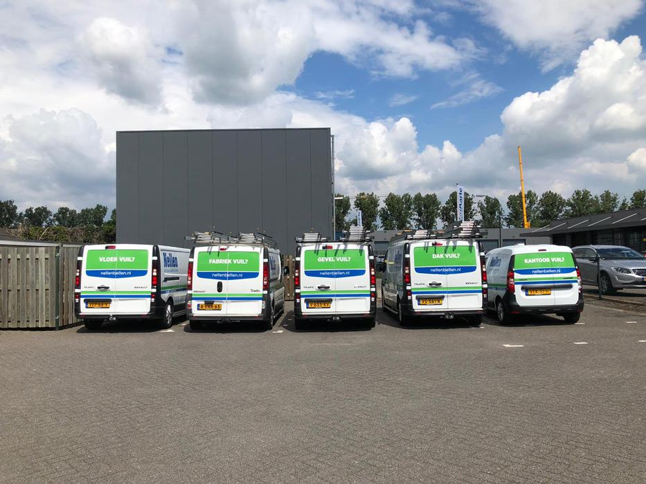 specialistische reiniging wagenpark nellen schoonmaak