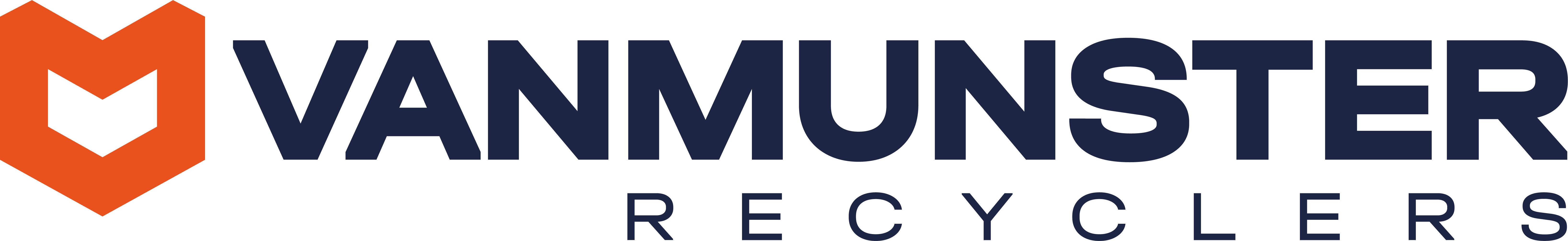 van munster recyclers heesch logo