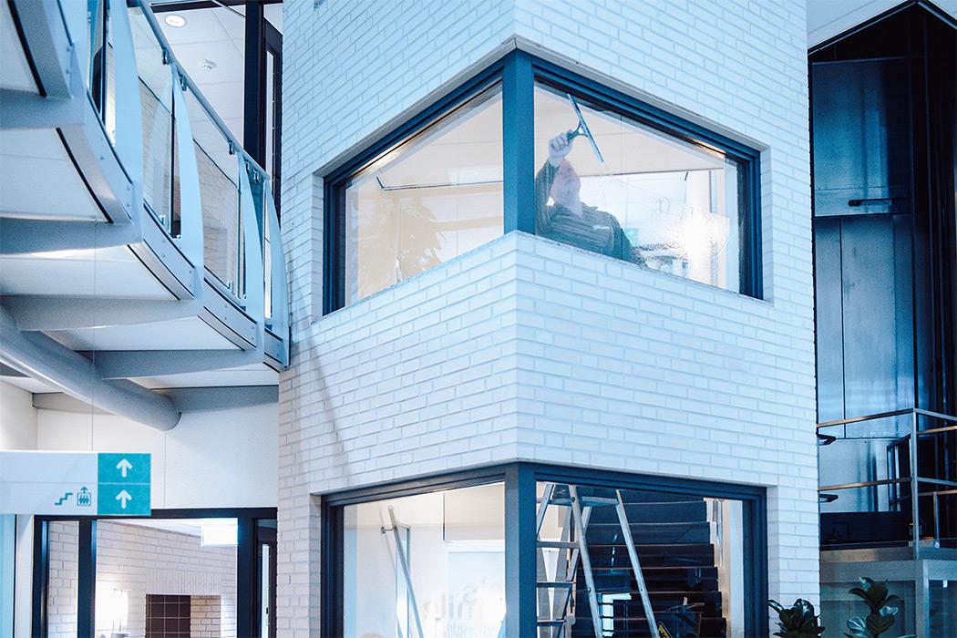 raam schoonmaken gezondheidsplein heesch nellen