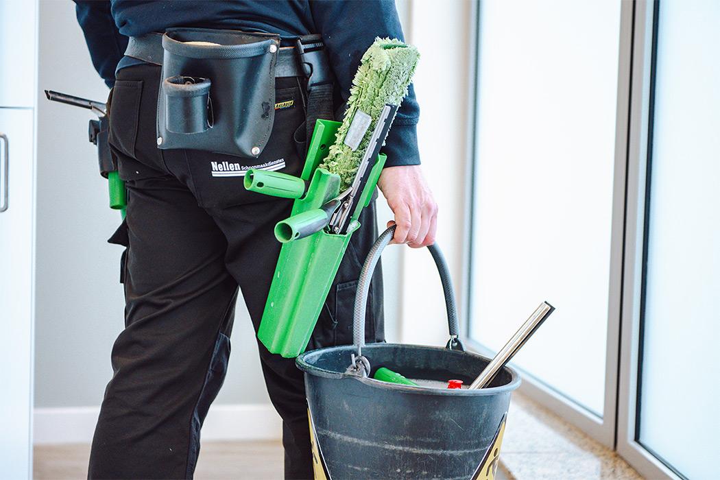 schoonmaakuitrusting nellen schoonmaakdiensten nuland